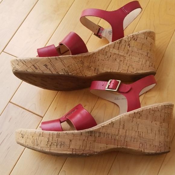 a3c3edf1e24 Kork-Ease Shoes - Korks wedge platform sandals by kork-ease